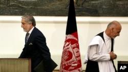حکومت افغانستان می گوید که اظهارات مقامات امریکایی تصویری از منطقه است نه افغانستان