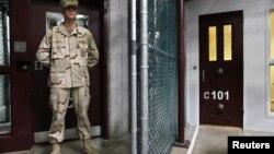 La prisión de Guantánamo fue abierta tras la invasión en 2001 a Afganistán.