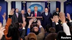President Trump Coronavirus