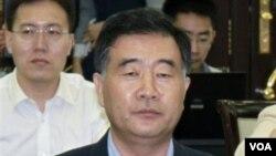 中共廣東省委書記汪洋