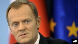 Прем'єр-міністр Польщі Дональд Туск