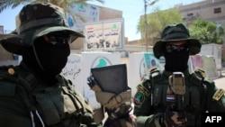 Ngũ Giác Đài nói viên tư lệnh Iraq ở chiến trường Ramadi đã ra lệnh rút lui hồi đầu tuần này trong khi một cơn bão cát tiến vào khu vực giao tranh.