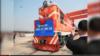 Longest Railway Opens China's New 'Silk Road'