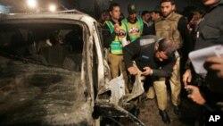 巴基斯坦暴力襲擊頻仍發生。