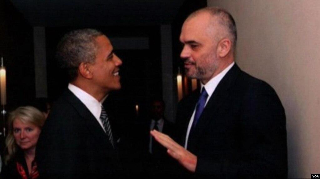 Foto me Obamën, PD kërkon hetimin e kryeministrit Rama