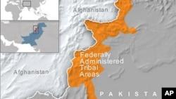 پاکستان میں وفاق کے زیرِ انتظام کُل سات قبائلی علاقے ہیں۔