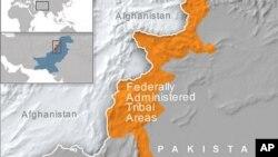 Pokistonning Afg'oniston bilan chegaradosh qabilaviy hududlari