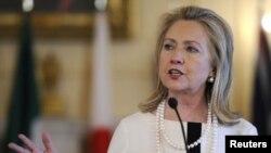 ທ່ານນາງ Hillary Rhodham Clinton ລັດຖະມົນຕີການຕ່າງປະ ເທດສະຫະລັດອາເມຣິກາ ສົ່ງສານອວຍພອນປີໃໝ່ລາວຕາງໜ້າປະ ຊາຊົນອາເມຣິກັນມາສູ່ປະຊົນຊົນຊົນລາວ ວັນທີ 12 ເດືອນເມສາປີ 2012.
