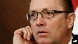 Phó Tổng thư ký LHQ đặc trách sự vụ Jeffrey Feltman.