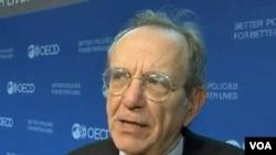 پیر کارلو پادوآن، اقتصاددان ارشد سازمان همکاری اقتصادی و توسعه