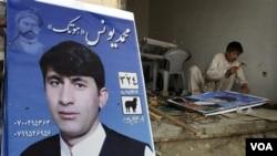Afghanistan tengah bersiap mengadakan pemilu parlemen pada bulan September.