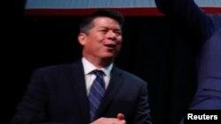 T.J. Cox, le nouvel élu démocrate à la Chambre des représentants