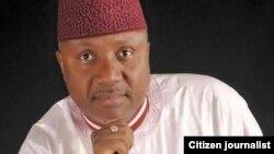 Gwamnan jihar Adamawa Muhammad Jibrilla Bindo