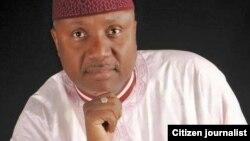 Gwamnan Adamawa Muhammad Jibrilla Bindo
