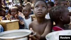 Haití es uno de los países del mundo con mayor hambruna. En Latinoamérica le siguen Guatemala, Bolivia, R.Dominicana y Ecuador.