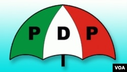 Alamar Jam'iyyar PDP.