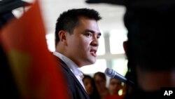 El periodista José Antonio Vargas fue liberado la tarde del 15 de julio por la Patrulla Fronteriza.