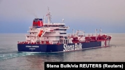 Stena Impero tanker čiju su zaplenu potvrdile iranske vlasti (Foto: Stena Bulk/via REUTERS)