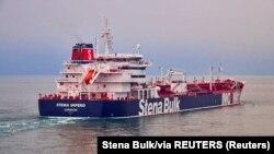 اسٹینا اِمپیرو نامی برطانوی بحری جہاز جو ایران کی تحویل میں ہے
