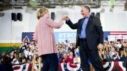 ဒုတိယသမၼတေလာင္းအျဖစ္ Tim Kaine ကို Clinton ေရြးခ်ယ္