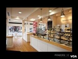 Toko pertama Georgetown Cupcake yang berlokasi di daerah Georgetown, Washington, DC.
