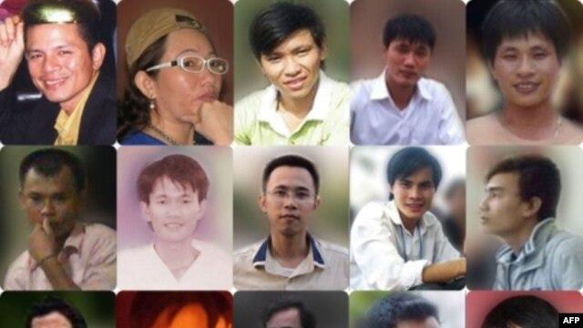 15 người bị bắt từ cuối tháng 7/2011