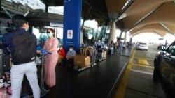 မလေးရှားရောက် မြန်မာနိုင်ငံသား ၁၀၀ နီးပါး MAI အရေးပေါ်လေယာဉ်နဲ့ အခမဲ့ပြန်ခေါ်