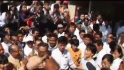 2012-01-10 粵語新聞: 昂山素姬證實將參加緬甸議會選舉