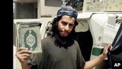 အၾကမ္းဖက္ တိုက္ခိုက္မႈမွာ ႀကိဳးကိုင္စီစဥ္သူလို႔ သံသယရွိသူ Abdelhamid Abaaoud ။