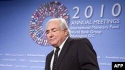 Tổng giám đốc IMF Dominuque Strauss-Kahn