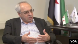 عبدالباسط الصیدا؛ رئیس شورای ملی سوریه، در گفتگوی اختصاصی با علی جوانمردی