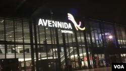 Avennida Shopping no Morro Bento, Luanda
