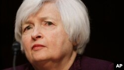 Čelnica američke Centralne Banke Janet Yellen