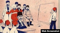 """""""Molla Nəsrəddin"""" jurnalı"""