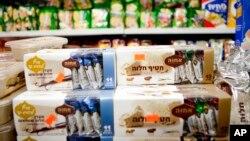 以色列占领领土上生产的产品