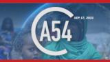 Africa 54 - September 17, 2021