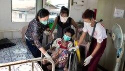 ကိုဗစ္ကပ္ေရာဂါေၾကင္႔ HIV နဲ႔ TB တိုက္ဖ်က္ေရးထိခိုက္