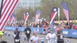 Runners Challenge Themselves in Marathons
