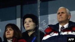 VOA连线:平昌奥运,美韩朝过招谁占上风?