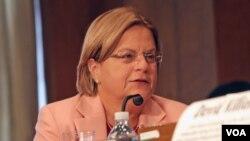 La congresista Ileana Ros-Lehtinen dijo que la administración de Obama ya tiene la autoridad para establecer sanciones contra Venezuela.