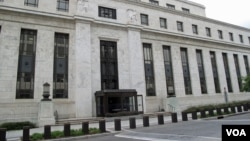美国联邦储备委员会华盛顿总部大楼。