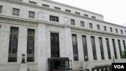 美國聯邦儲備委員會華盛頓總部大樓(資料圖片)