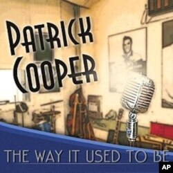 "Patrick Cooper's ""The Way It Used To Be"" CD"