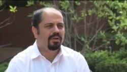 نظر علی افشاری درباره انتخابات