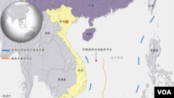 中国海洋石油南中国海钻井平台
