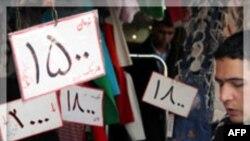 افزایش تورم در ايران با گرانی دلار همراه شد