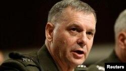 Tướng James Cartwright, cựu Phó Chủ tịch Ban Tham mưu Liên quân Hoa Kỳ