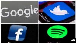 Các công ty công nghệ và quyền tự do ngôn luận (AP Photo)