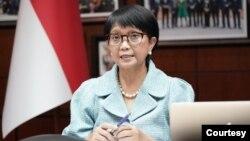 Menteri Luar Negeri RI Retno Marsudi (foto: Kemenlu RI)