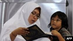 Dân Indonesia bắt đầu tháng chay Ramadan